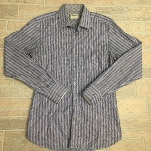 Ted Baker Archive 15.5 Button Down Dress Shirt